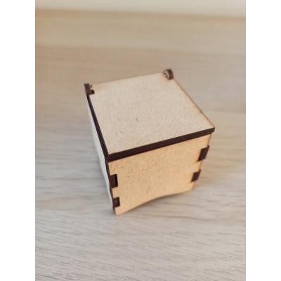 Petite boîte cadeau bois Barbois