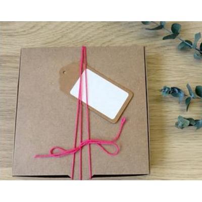 Boîte cadeau en carton pour e-liquide