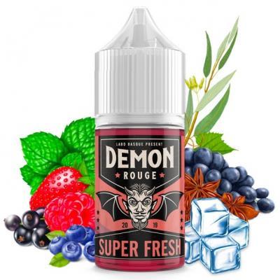 Concentré Rouge Super Fresh Demon Juice