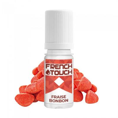 French Touch Fraise Bonbon