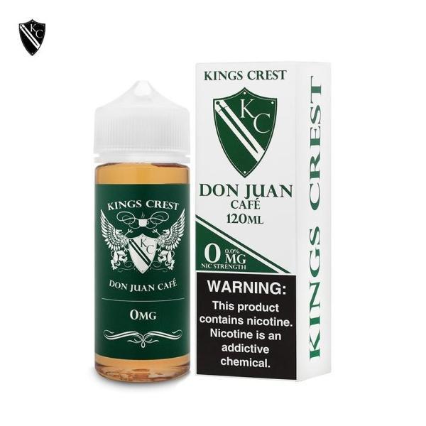 Don Juan Café 100ml Kings Crest
