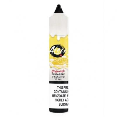 AISU Yoguruto Pineapple & Coconut Nic Salts 0% succralose