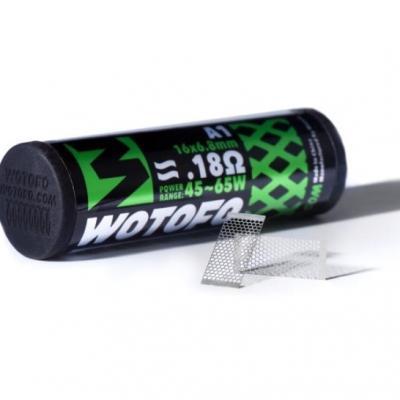 Feuilles de mesh pour Profile Wotofo