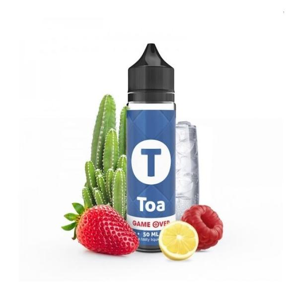 Toa 50ml Game Over by E. Tasty