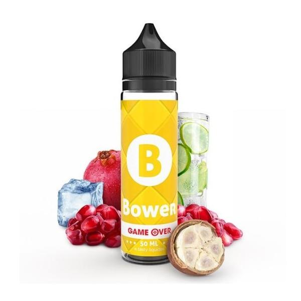 Bower 50ml Game Over by E. Tasty