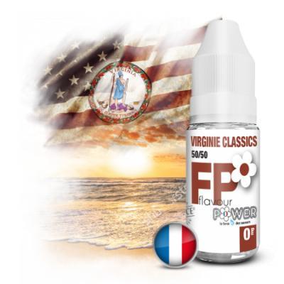 Flavour Power Virginie Classics 50/50