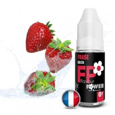 Flavour Power Fraise 50/50