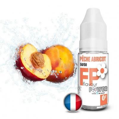 Flavour Power Pêche Abricot 50/50