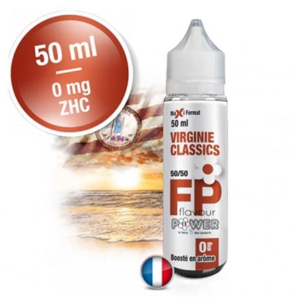 Flavour Power Virginie Classic 50ml