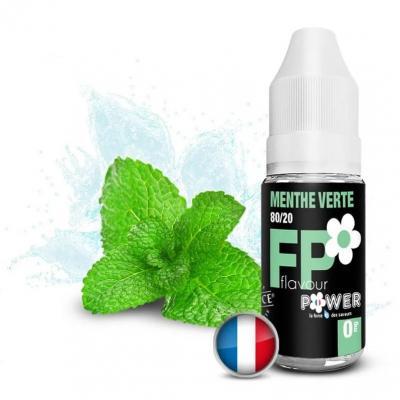 Flavour Power Menthe Verte