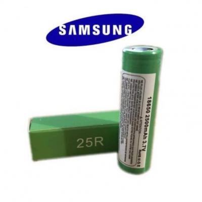 Samsung - Accu - INR 25R 18650 - 2500 mAh