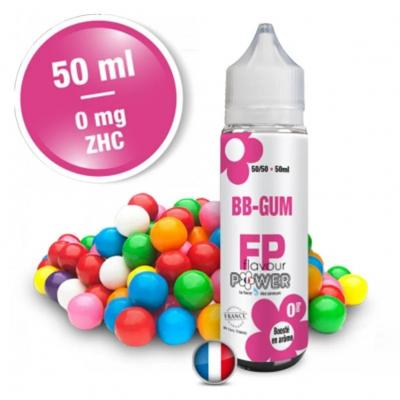 Flavour Power Bubble Gum 50ml