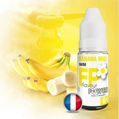Flavour Power Banana Mix 50/50