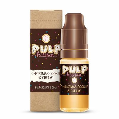 Pulp Kitchen Christmas Cookie & Cream