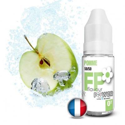 Flavour Power Pomme 50/50