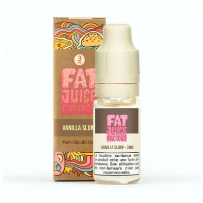 Pulp Fat Juice Factory Vanilla Slurp