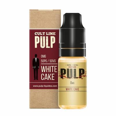 Pulp Cult Line White Cake