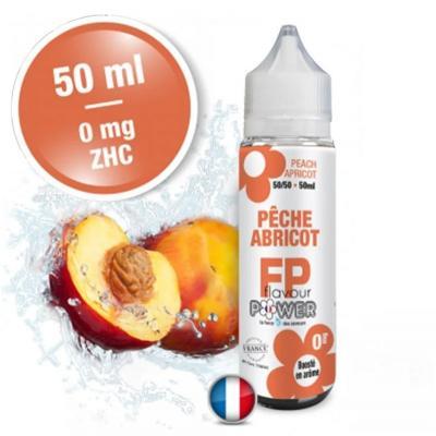 Flavour Power Pêche Abricot 50 ml
