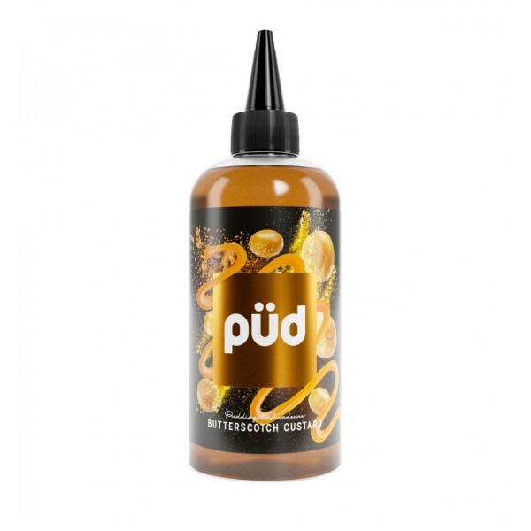 Butterscotch Custard 200ml Püd by Joe's Juice
