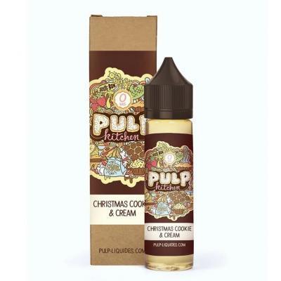 Pulp Kitchen Christmas Cookie & Cream 50ml