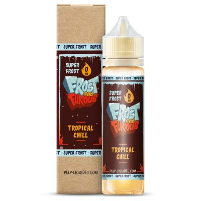 Pulp Super Frost Tropical chill 50ml