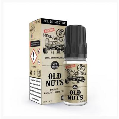 Moon Shiners Old Nuts Salt Le French Liquide