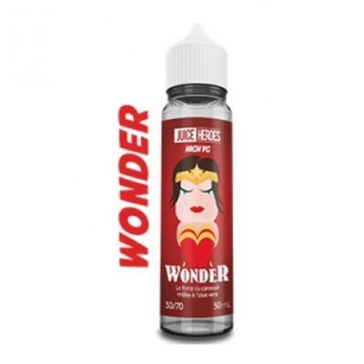 Wonder 50ml Juice Heroes