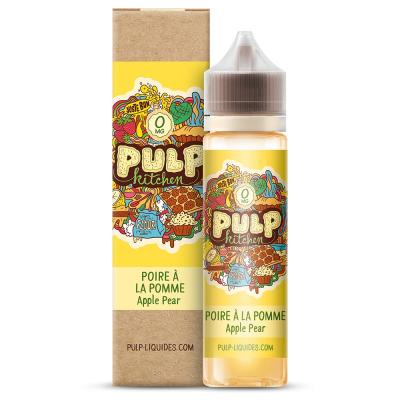 Poire à la pomme 50ml Pulp Kitchen by Pulp