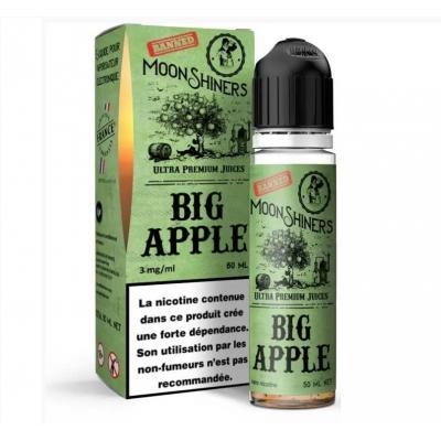 Moon Shiners Big Apple 50ml Le French Liquide
