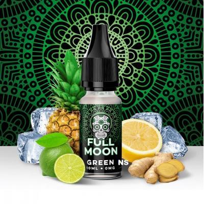 Green Salt Full Moon