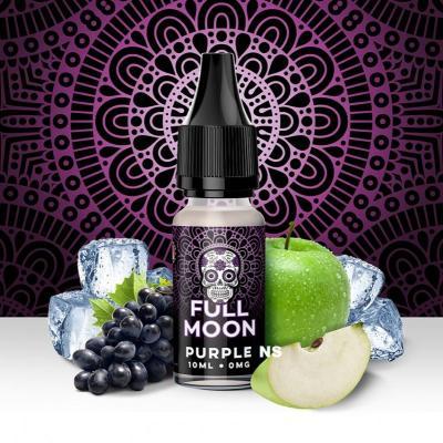 Purple Salt Full Moon