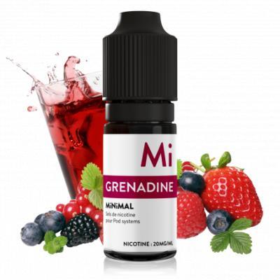 Minimal Grenadine