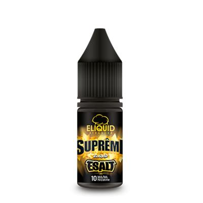 Suprême Sels de nicotine Eliquid France