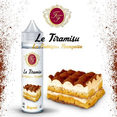 Le Tiramisu 50ml - La Fabrique Française