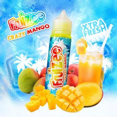 ELIQUIDE Fruizee Crazy Mango 50ml