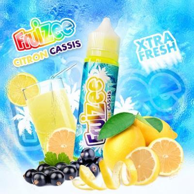 ELIQUID Fruizee Citron Cassis 50ml