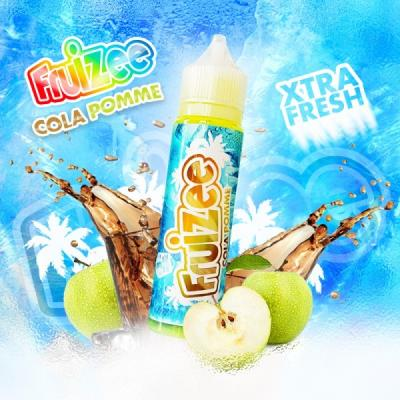 ELIQUID Fruizee Cola Pomme 50ml