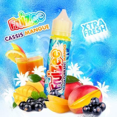 ELIQUID Fruizee Cassis Mangue 50ml