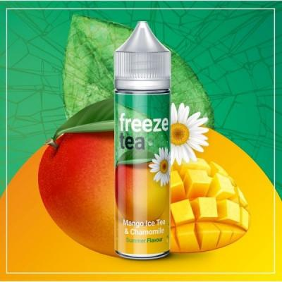 Freeze Tea Mango Ice Tea & Chamomile 50ml