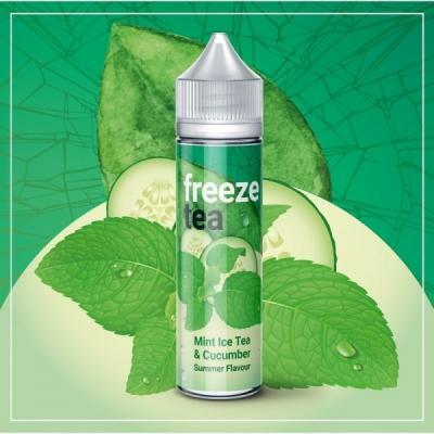 Freeze Tea Mint Ice Tea & Cucumber 50ml