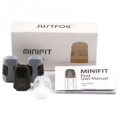 Pod pour MiniFit Justfog