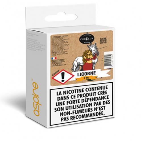Cartouches Licorne pour SLYM Curieux